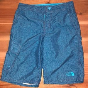 The North Face Bottoms - EUC 2 Pair Boys North Face Shorts M adjustable